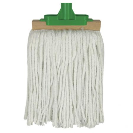 Wooden Stick Wet Mop